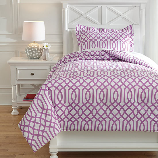 Signature Design By Ashley® Midweight Comforter