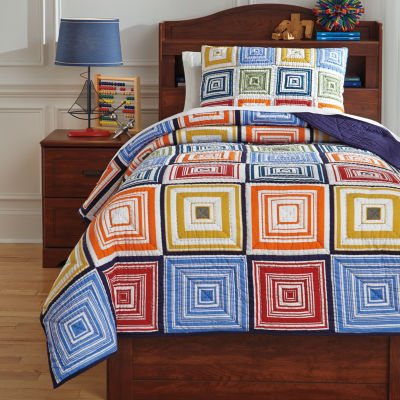 Signature Design By Ashley Tazzoni Coverlet