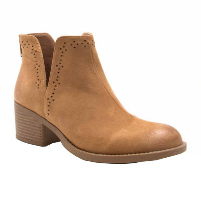 Qupid Philly 19 Womens Bootie