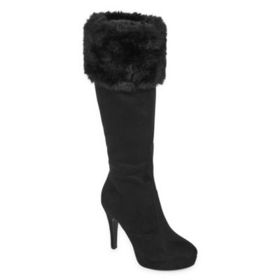 2 Lips Too Louise Womens Dress Boots