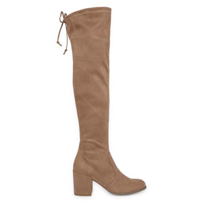 a.n.a Aikin Women's Over the Knee Boots