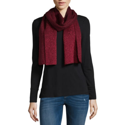 Mixit Shine Oblong Cold Weather Scarf