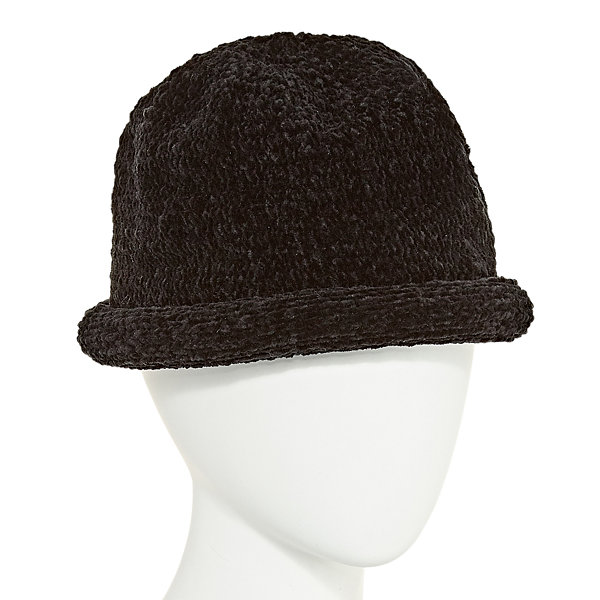 August Hat Co. Inc. Chenille Roll-Up Cadet Hat