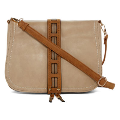 Louis Cardy Large Messenger Crossbody Bag