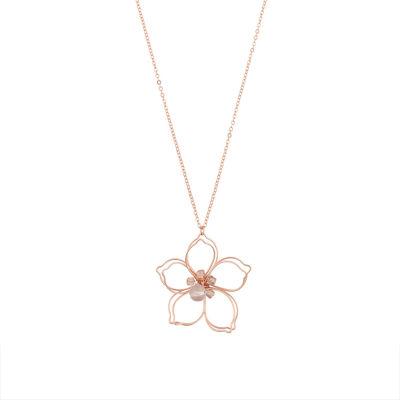 Decree Womens Pendant Necklace
