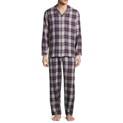 IZOD® Flannel Pajama Top