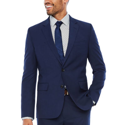 JF J.Ferrar Classic Fit Stretch Suit Jacket