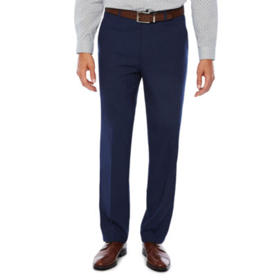 JF J.Ferrar Classic Fit Stretch Suit Pants