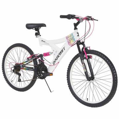 """24"""" Girls Dynacraft Rip Curl Bike"""