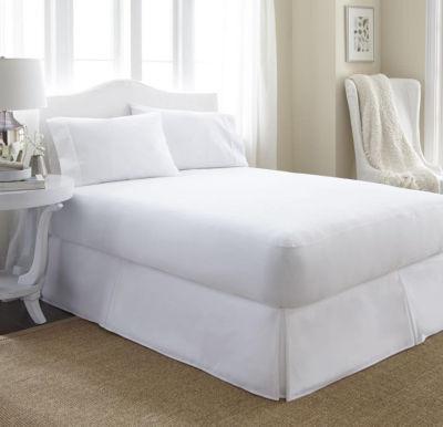Casual Comfort™ Premium Waterproof Terry Cotton Top Mattress Protector