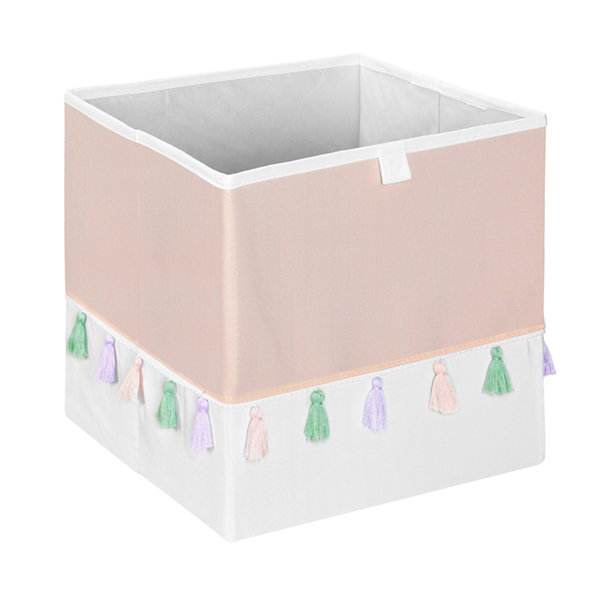 Frank And Lulu Pink Storage Cube