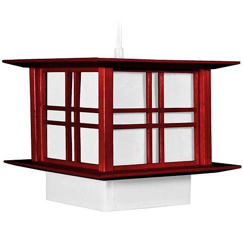 Oriental Furniture Akida Hanging Lamp