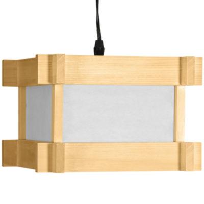 """Oriental Furniture 6.25"""" Domo Japanese Hanging Lantern"""