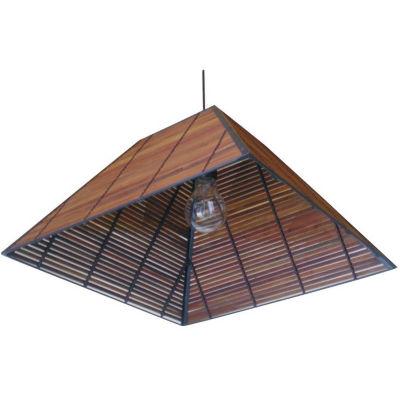 """Oriental Furniture 9"""" Yamanote Japanese Ceiling Lantern"""