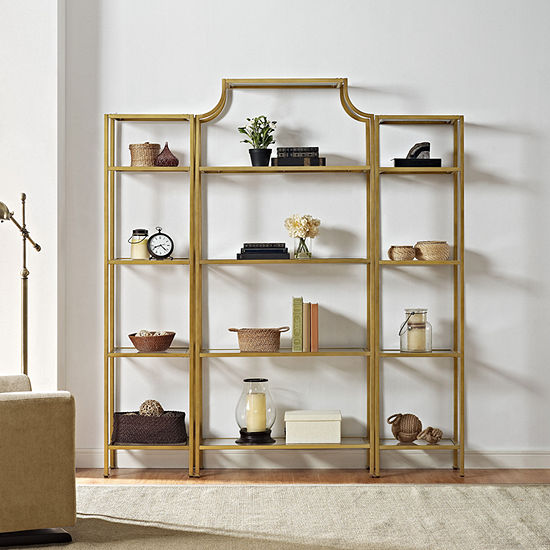 Aimee 3-pc. Etagere Bookcase Set