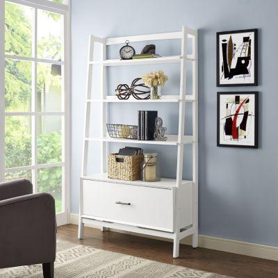 Landon Large Etagere Bookcase