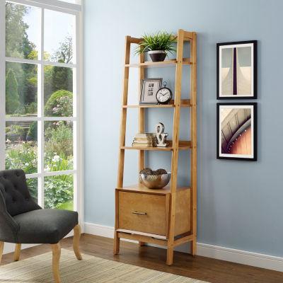 Landon Small Etagere Bookcase
