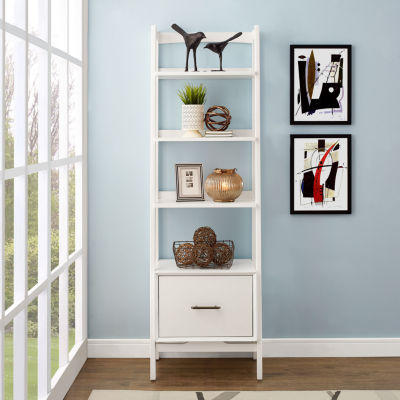 Landon Small Etagere Bookcase