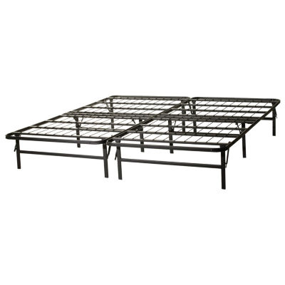 Malouf Structures Highrise Folding Metal Bed Frame