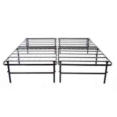 Malouf Structures Highrise Deluxe Height FoldableBed Frame
