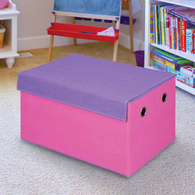 Bintopia™ Kid's Collapsible Storage Trunk