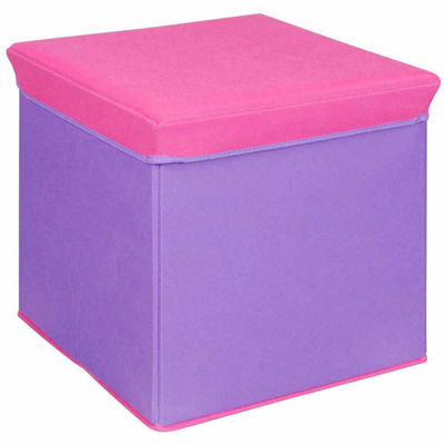 Bintopia™ Collapsible Storage Ottoman