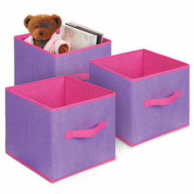 3-Pack Collapsible Storage Cube
