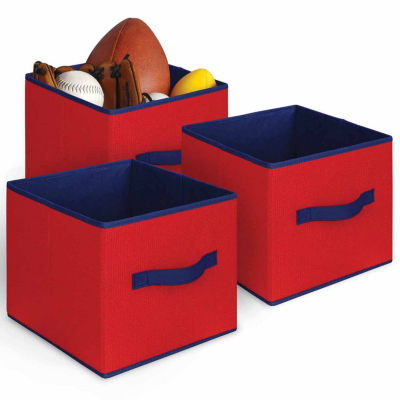 Bintopia™ 3-Pack Collapsible Storage Cube