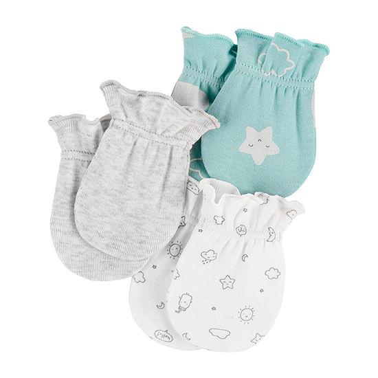 Carter's Baby Unisex Baby Mittens