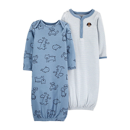 Carter's Baby Boys 2-pc. Nightgown Set