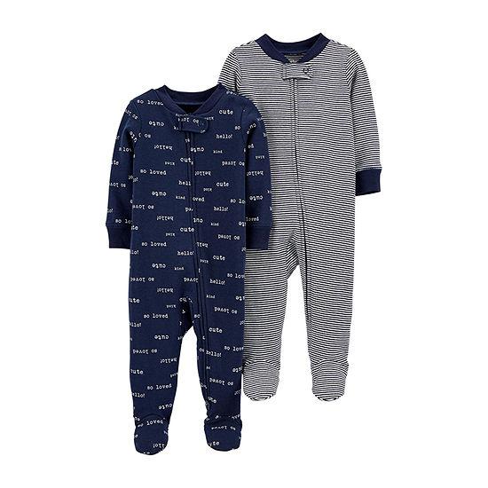 Carter's Little Baby Basics Baby Unisex 2-pc. Sleep and Play