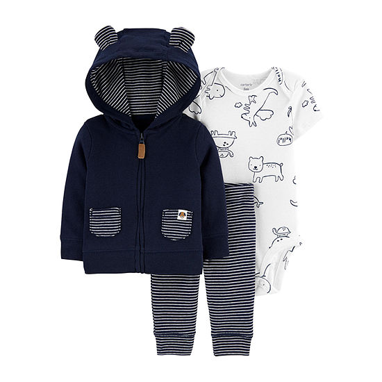 Carter's Baby Boys 3-pc. Clothing Set