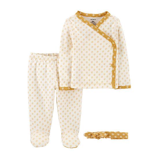 Carter's Baby Girls 2-pc. Clothing Set