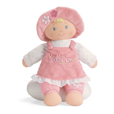 Gund My First Dolly- Blonde