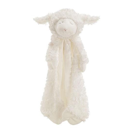 Gund Lamb Huggy Buddy Blanket
