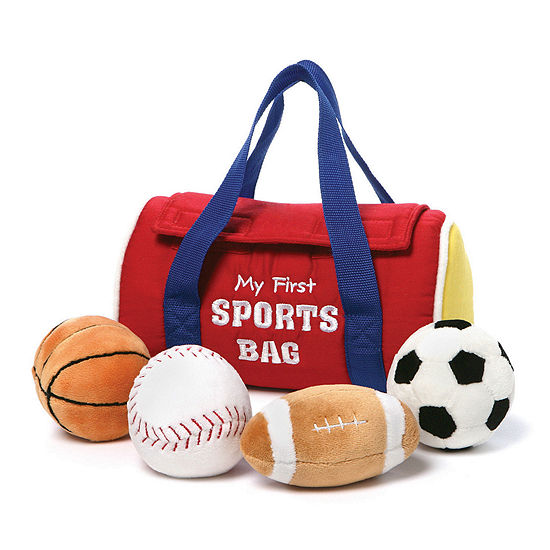 Gund Baby'S First Sports Bag
