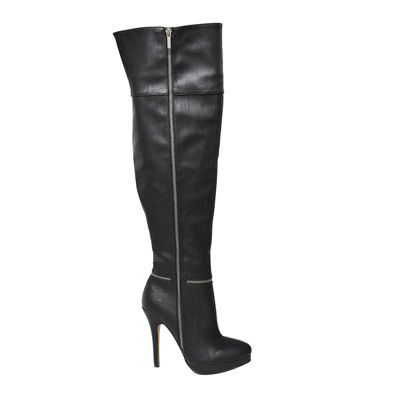 Michael Antonio Troops Wynni Over-the-Knee Boots
