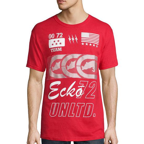 Ecko Unltd.® Short-Sleeve Sponsorship Tee