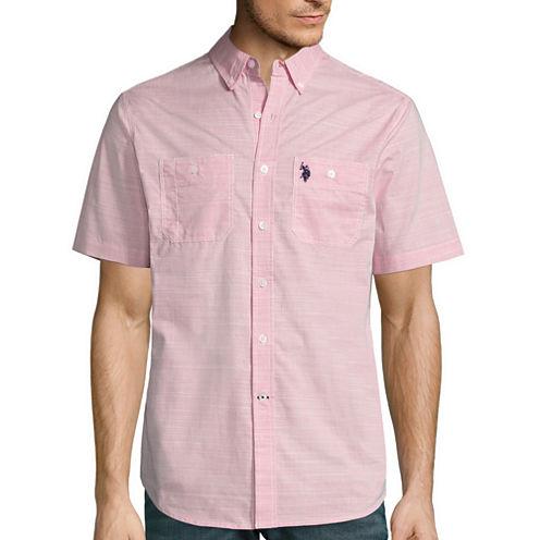 U.S. Polo Assn.® Short-Sleeve Sport Shirt
