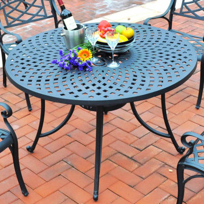 Crosley Sedona Cast Aluminum Patio Dining Table
