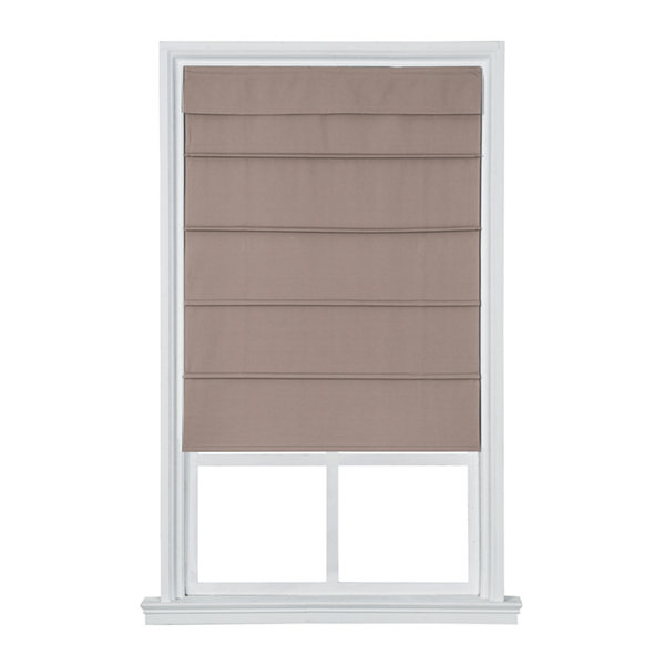 JCPenney Home™ Cordless Cotton Classic Roman Shade