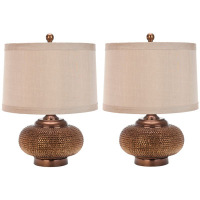 Safavieh Dorothy Lamp- Set of 2