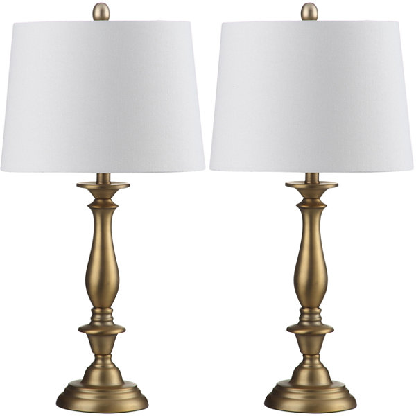 Safavieh Aristo Lamp- Set of 2