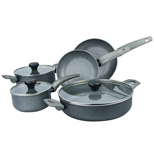 Moneta Greystone 8-pc. Range Kleen Set