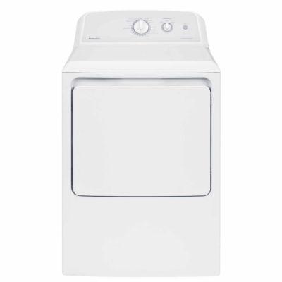 Hotpoint® 6.2 cu. ft. Aluminized Alloy Gas Dryer