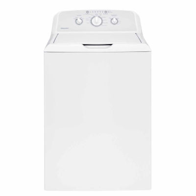 Hotpoint® 3.8 DOE cu. ft. Capacity Stainess Steel Basket Washer