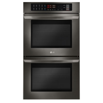 LG 4.7 cu. ft. Double Wall Oven with EasyClean™ Technology