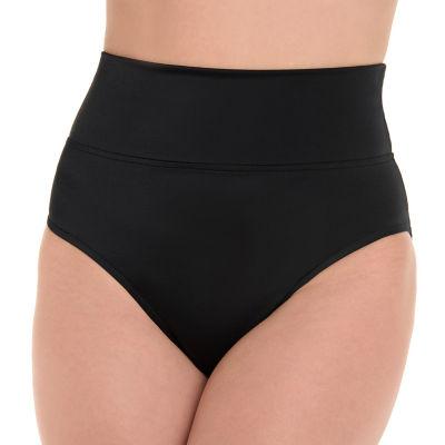 Trimshaper Slimming Control Brief Swimsuit Bottom