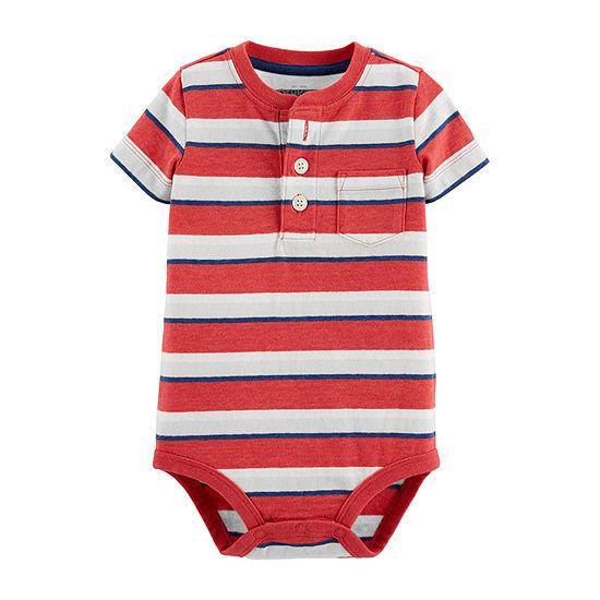 Oshkosh Boys Bodysuit-Baby