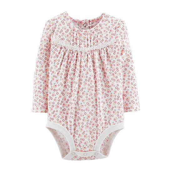 Oshkosh Girls Bodysuit-Baby